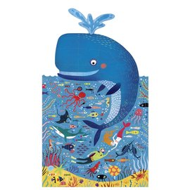 Londji My Big Blue 36 Piece Puzzle by Londji