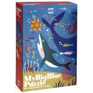 Londji My Big Blue 36 Piece Puzzle by Londji