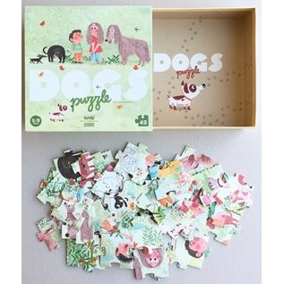 Londji Dogs 49 Piece Puzzle by Londji