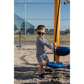 "Tyed Clothing One Piece UV Sunsuit ""Caleb"" Print by Tyed Clothing"