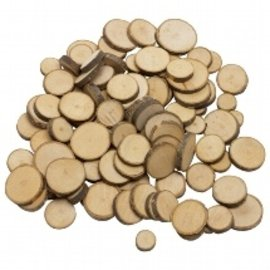 Tree Rounds (100 pieces)