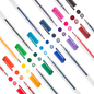 Ooly Colour Luxe Gel Pens - Set of 12 by Ooly