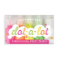 Ooly Neon Dot-A-Lot Craft Paints Set of 5 by Ooly