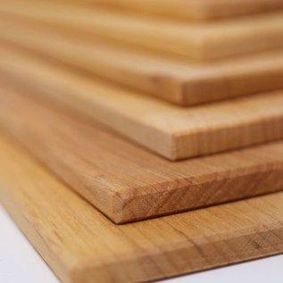 Grimms Natural Wooden Building Boards by Grimms