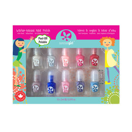 SunCOat Suncoat Nail Polish Mini Bottle Kit