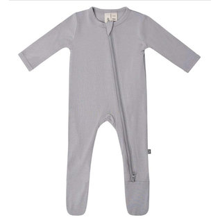 Kyte Baby Storm Colour Zippered Bamboo Footie by Kyte Baby