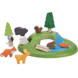 Plan Toys Animal Set by Plan Toys