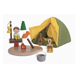 Plan Toys Camping Set by Plan Toys