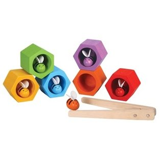 Plan Toys Bee Hive by Plan Toys