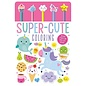 Make Believe Ideas Super-Cute Colouring Book With Coloured Pencils & Animal Erasers