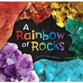 Barefoot Books Rainbow of Rocks Hard Cover Book