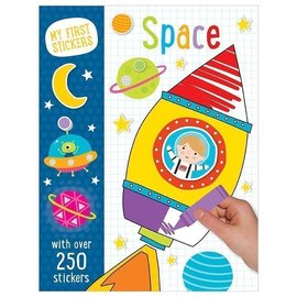 Make Believe Ideas My First Stickers: Space
