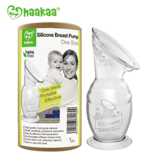 Haakaa HaaKaa Silicone Breast Pump 150ml