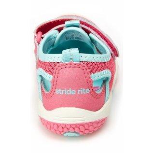 Stride Rite Pink SR Marina Summer Shoe by Stride Rite