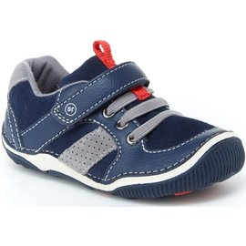 Stride Rite Navy SRT Wes Sneaker by Stride Rite