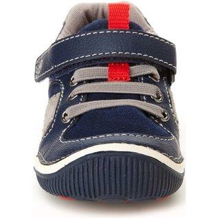 Stride Rite Navy SRT Wes Sneaker by Stride Rite