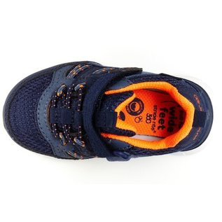 Stride Rite Navy Dive Sneaker by Stride Rite