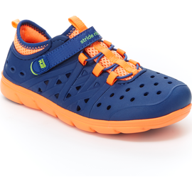 Stride Rite Navy Made 2 Play Phibian Summer Shoe by Stride Rite
