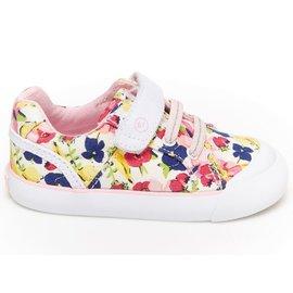 Stride Rite Floral Multicolour SR Parker Sneaker by Stride Rite