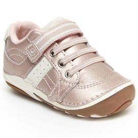 Stride Rite Pink SRT SM Artie Sneaker Shoe by Stride Rite
