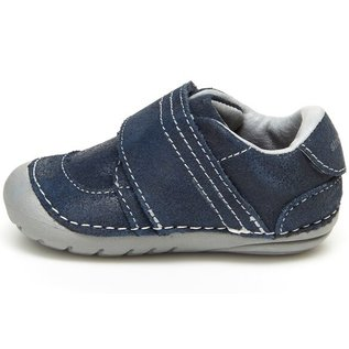 Stride Rite Navy, Soft Motion Kellan New Walker Shoes by Stride Rite