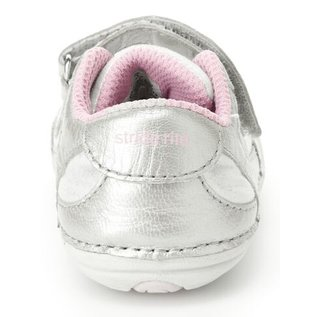 Stride Rite Champagne, Soft Motion New Walker 'Jazzy' Shoes by Stride Rite