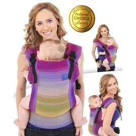 Chimparoo Trek Woven Soft Structured Baby Carrier by Chimparoo