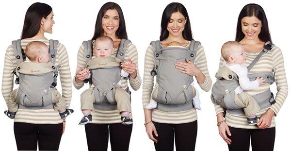 ErgoBaby Ergobaby 360 Baby Carrier