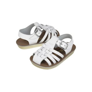 Salt Water White Sailor Sandals by Salt Water Sandals
