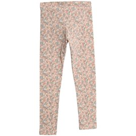 WHEAT KIDS Organic Cotton Multi Flowers Jersey Leggings by Wheat