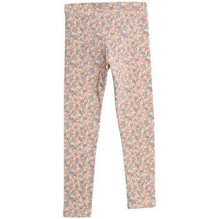 WHEAT KIDS Organic Cotton Multi Flowers Jersey Leggings by Wheat