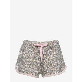 WHEAT KIDS Ivory Floral 'Edda' Shorts by Wheat