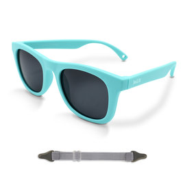 Jan & Jul by Twinklebelle Minty Green Urban Explorer Kids Sunglasses by Jan & Jul