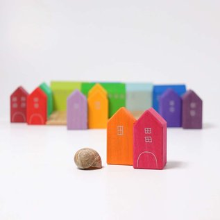 Grimms Building Set Small Houses by Grimms