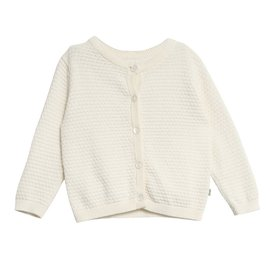 WHEAT KIDS Ivory Knit Cardigan 'Manuela' Style by Wheat
