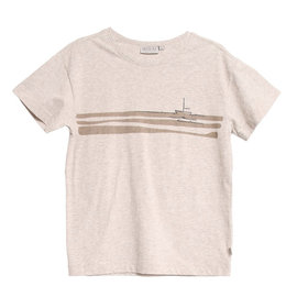 WHEAT KIDS Organic Cotton Across the Sea T-Shirt by Wheat