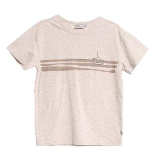 WHEAT KIDS Organic Cotton Across the Sea T-Shirt by Wheat