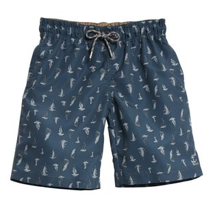 WHEAT KIDS Indigo 'Hansi' Swim Trunk  by Wheat Kids
