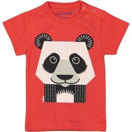 Coq en Pate Panda T-Shirt by Coq en Pate