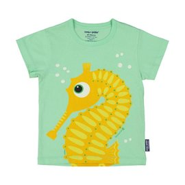 Coq en Pate Seahorse T-Shirt by Coq en Pate