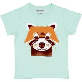 Coq en Pate Red Panda T-Shirt by Coq en Pate