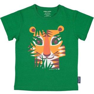 Coq en Pate Tiger T-Shirt by Coq en Pate