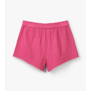 Hatley Pink Woven Shorts by Hatley