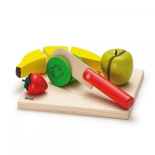 Erzi Wooden Fruit Cutting Set by Erzi