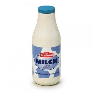 Erzi Wooden Toy Milk Bottle by Erzi