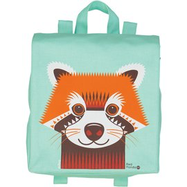 Coq en Pate Red Panda Organic Cotton Toddler Backpack by Coq en Pate
