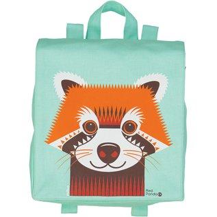 Coq en Pate Red Panda Organic Cotton Toddler Backpack by Coq en Pate