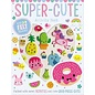 Make Believe Ideas Super-Cute Activity Book with Felt Stickers