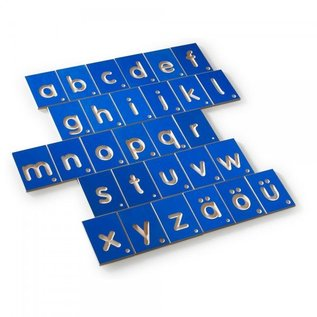 Erzi Wooden Lower Case Letters Set by Erzi