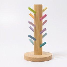 Grimms Sorting Helper Tree (Pastel) by Grimms